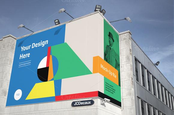Billboard Mockup 01