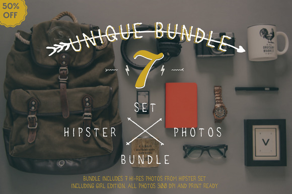 Hipster Set Bundle