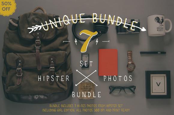 Hipster Set Bundle