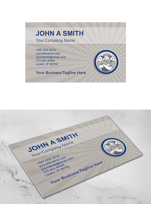 Business Card Template Builder Carpe