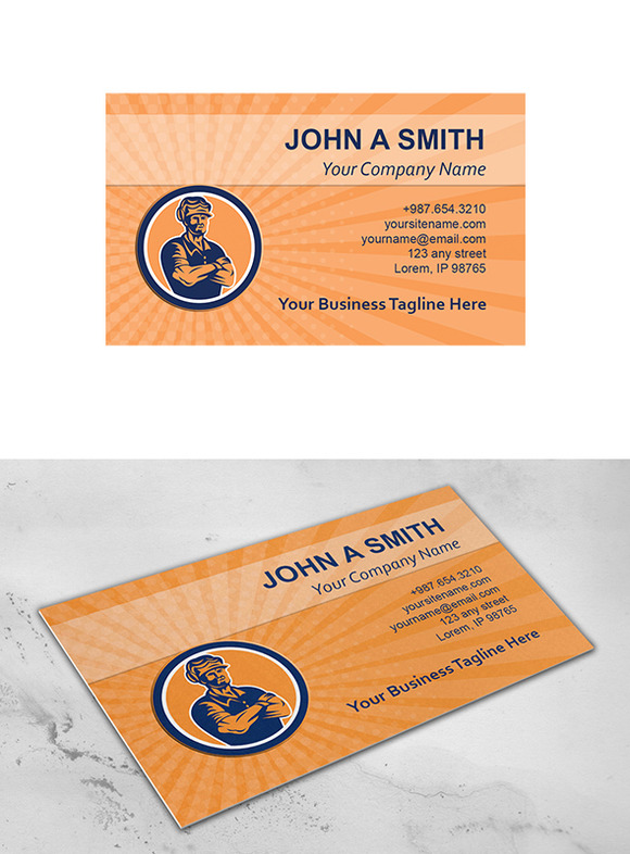 Business Card Template Builder Carpe