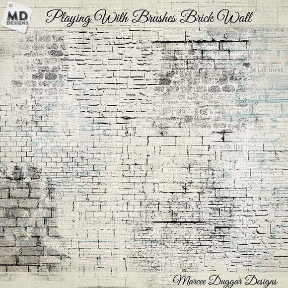 Brick Walls Brushes