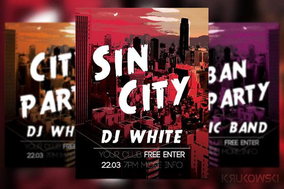 Sin City Flyer