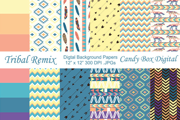 Tribal Remix Background Papers