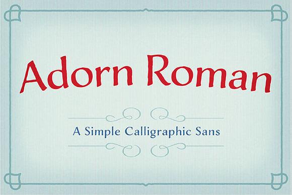 Adorn Roman