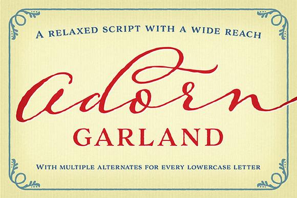 Adorn Garland