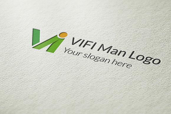 VIFI Man Logo