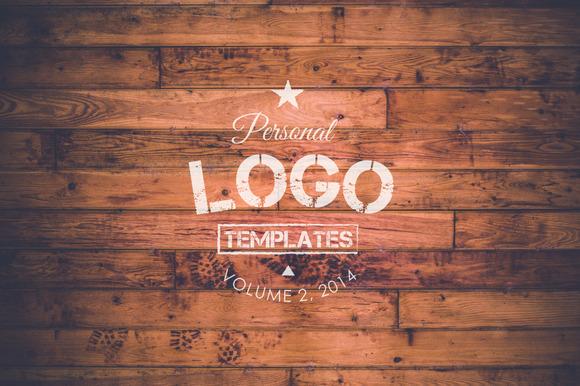 10 Personal Name Logos Vol 2