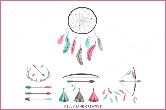 Arrows Teepees Antlers More