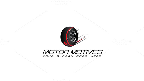 Automobile Logo Template