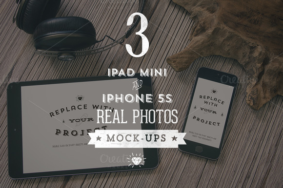 3 Hip IPad IPhone Mock-ups