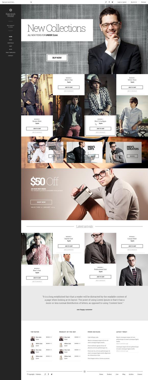 Kancing Fashion WooCommerce Theme