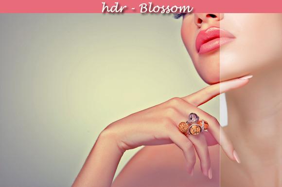 HDR Blossom