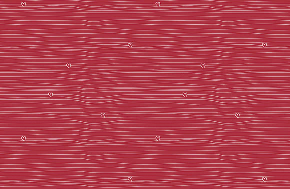 Seamless Pattern With Lines