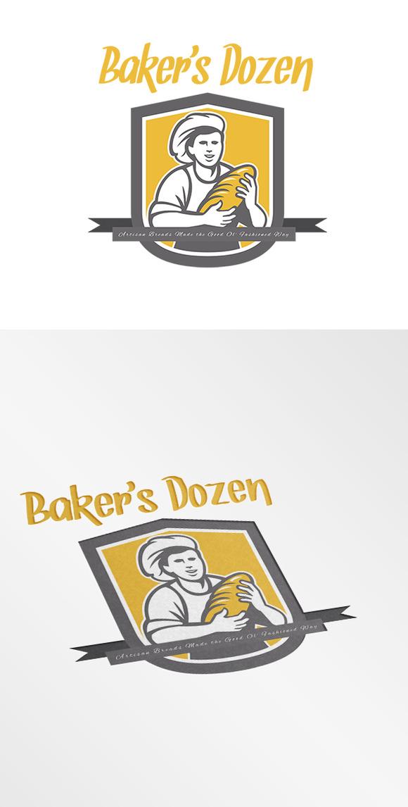 Baker S Dozen Artisan Breads Logo