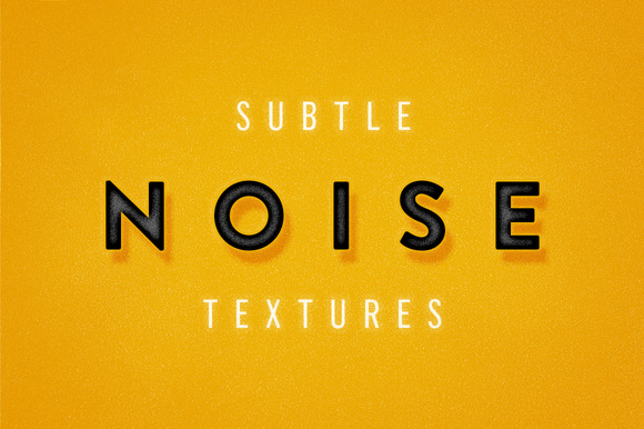 Subtle Noise Textures