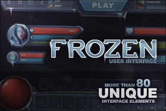 Frozen UI