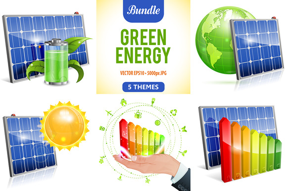 Green Energy Themes