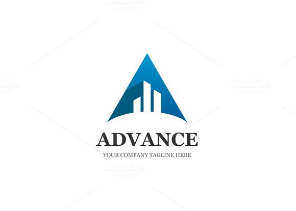Advance Letter A Logo