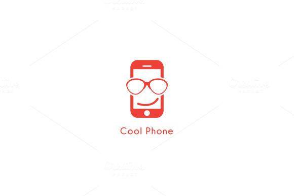 Cool Phone Logo