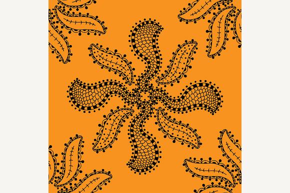 Seamless Beige Pattern
