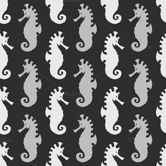 Sea Horse Design Pattern