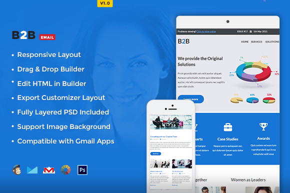 B2B Email Builder Access