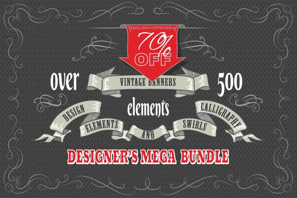 Designer S MEGA BUNDLE **8 SETS**