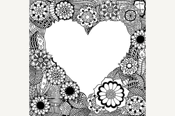 Hand Drawn Heart