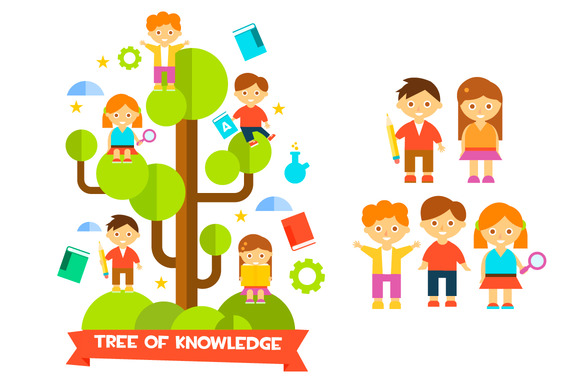 Tree Of Knowledge And Children