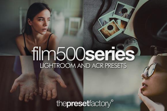 Film 500 Series Lightroom And ACR