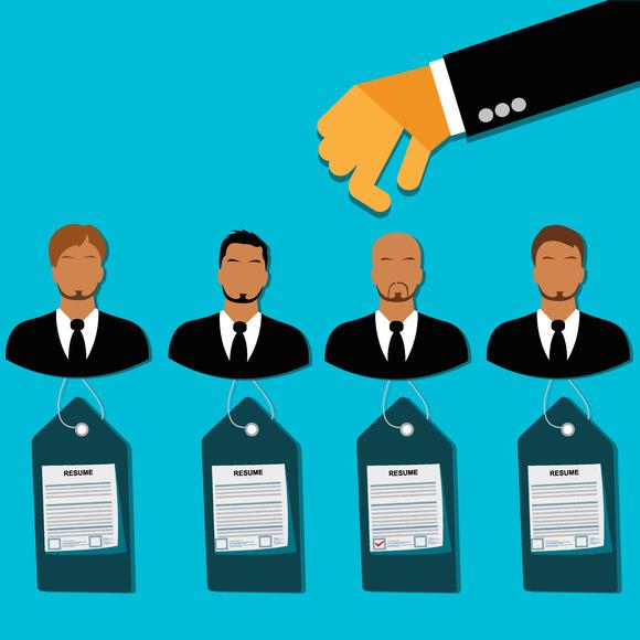 Job Recruitment Human