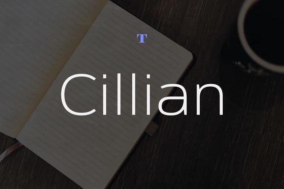 Cillian 65% OFF