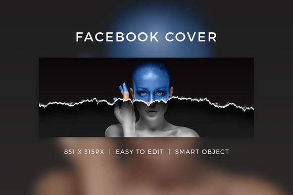 Creative Facebook Cover V16