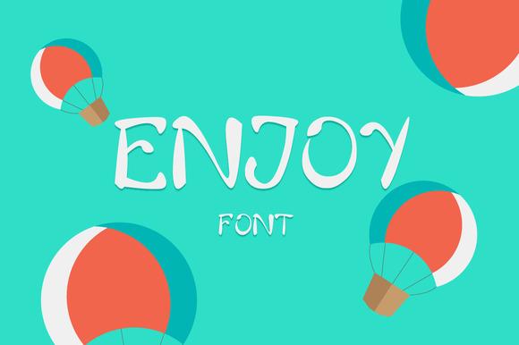 Enjoy Font