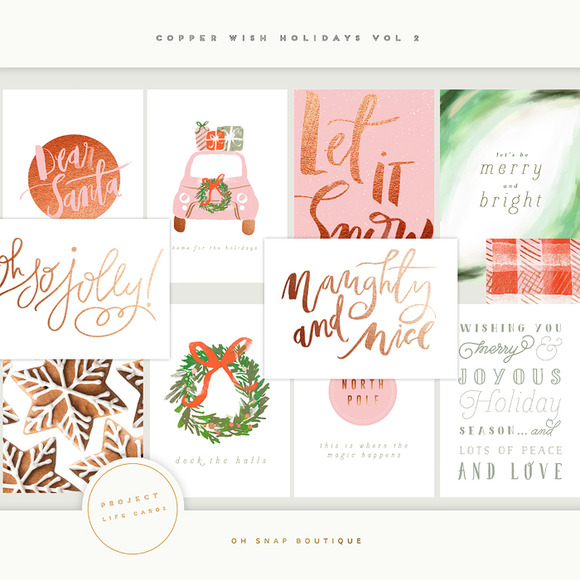 Copper Wish Holidays 2015 Vol 2