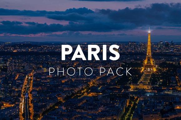 Paris Photo Pack