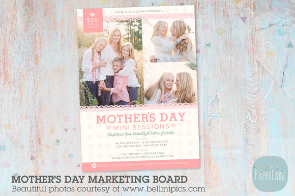 IM004 Mother S Day Marketing Board