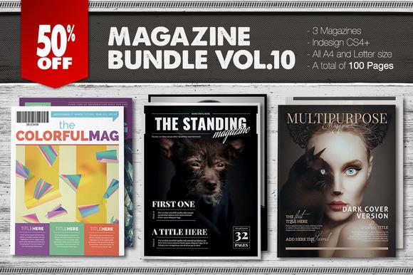 Magazine Bundle 10