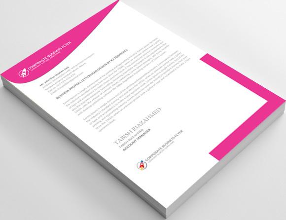 Insurance Consulting Letterhead