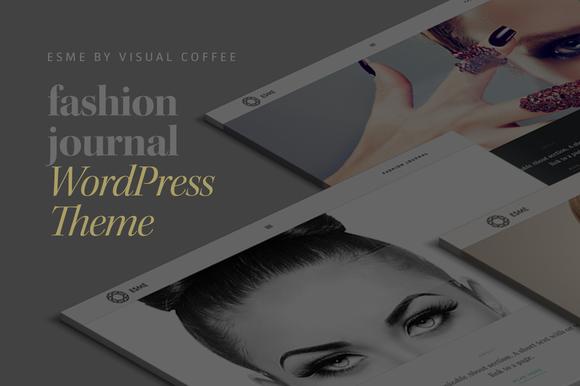 Esme Fashion WordPress Theme