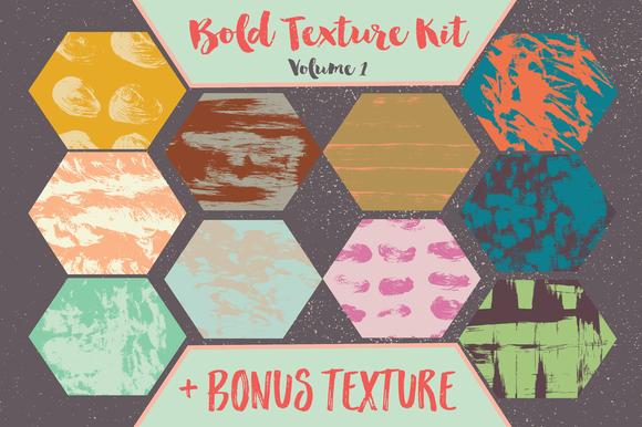 Bold Texture Kit Volume 1