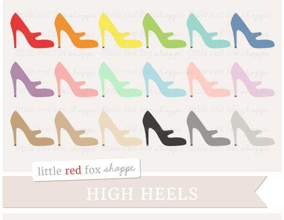High Heel Clipart