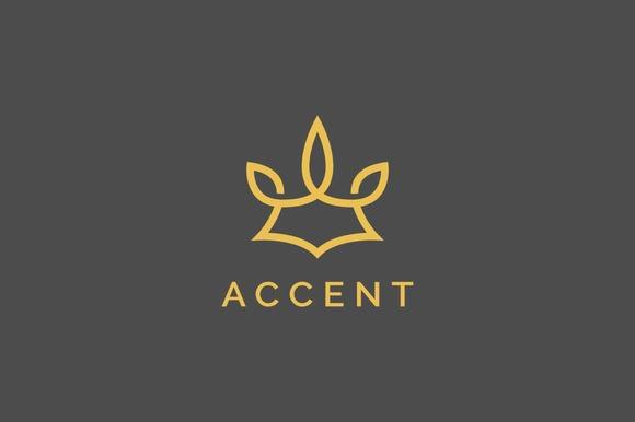 Abstract Ornament Logo Icon Vector