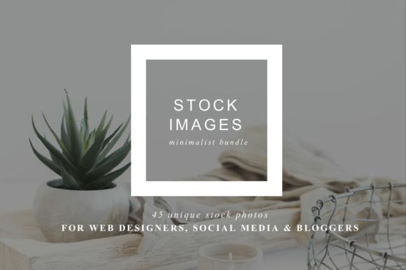 Styled Stock Photo Bundle Minimal