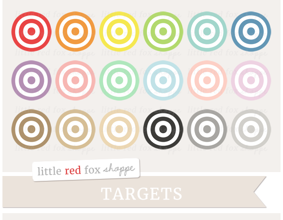 Target Clipart