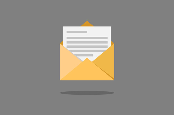 Vector Mail And Message Icon