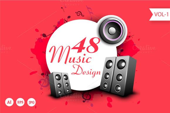 Creative Music Design Vol 1