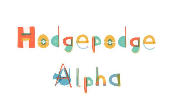 Hodgepodge Alpha