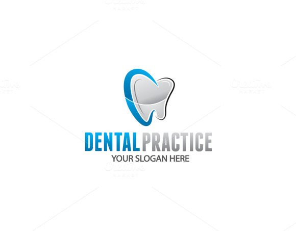 Dental Practice Logo Template